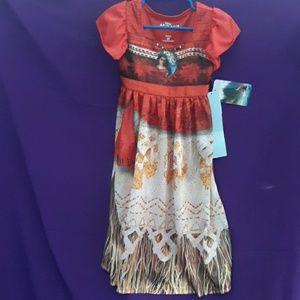 Moana nightgown